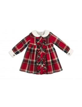 Vestido bebé Picas