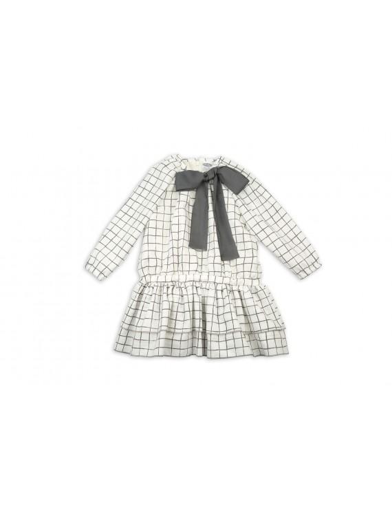 Vestido infantil Ventana