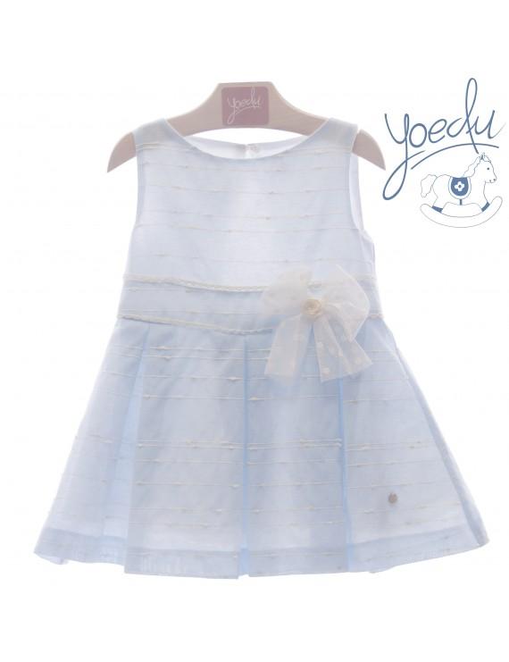 Vestido Infantil Génova