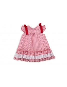 Vestido Vainica