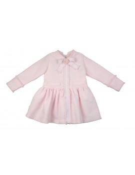 Vestido Baby Chanel Rosa