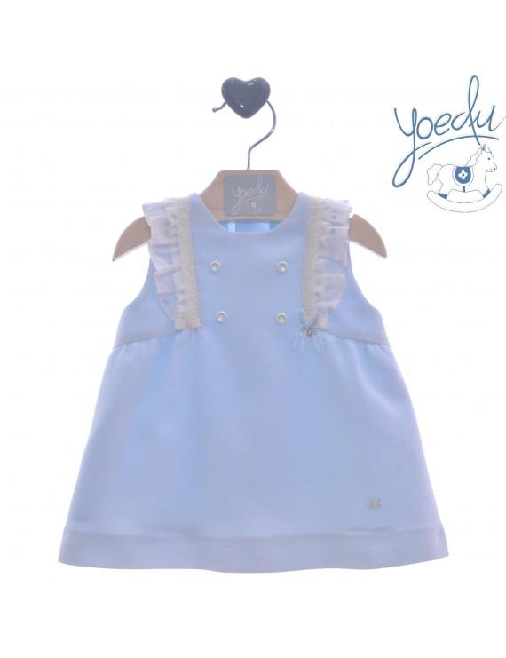 Vestido bebé Ciruelo